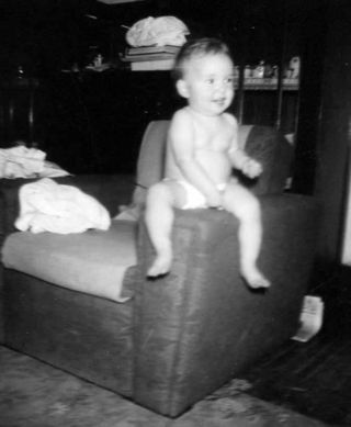 Baby couch