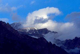 Mountainbigcloud