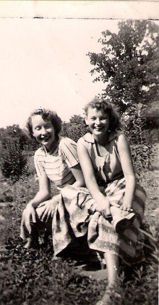 Mom & Colene