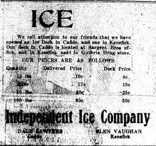 Ice ad