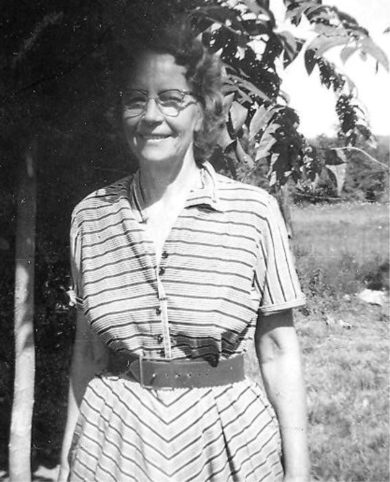 Della Mae Banta Springer (2)