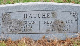 Hatcher,WilliamRebecca