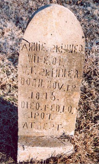 Skinner, Annie