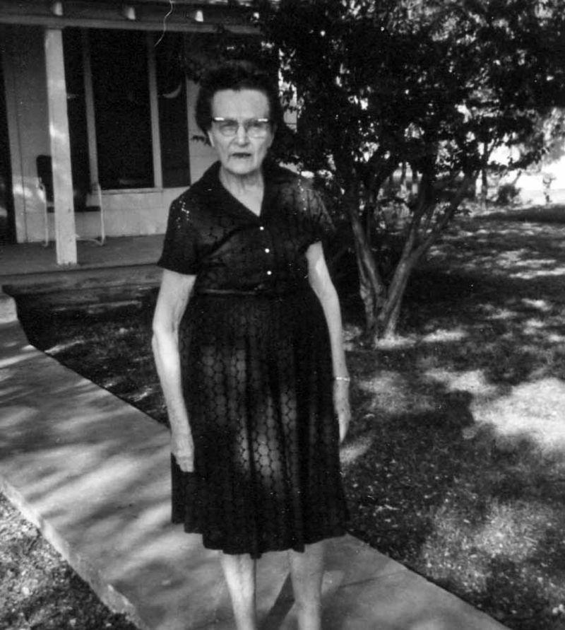 Edna Chapman