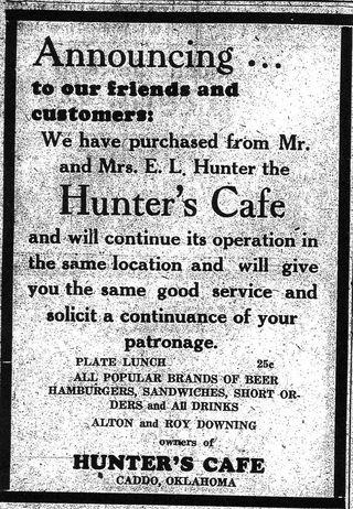 Huntercafe
