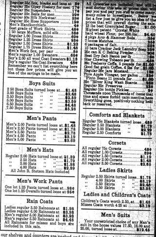 Prices1917