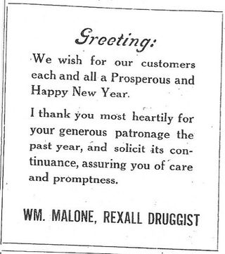 New year1919