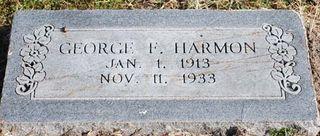 Harmon, George