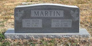 Martin, OpieSusie