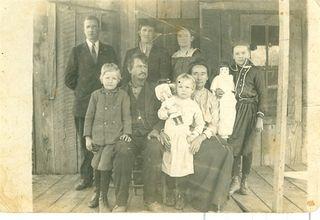 Calvinbantfamily