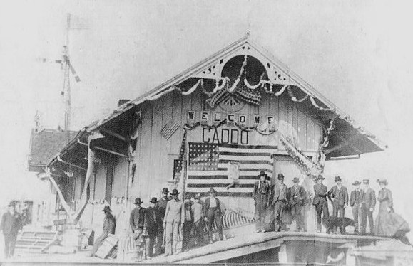 Wood depot