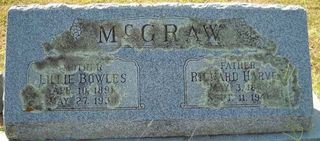 McGraw,RichardLillie