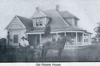 Riddels home
