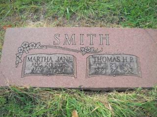 Smith,ThomasMartha
