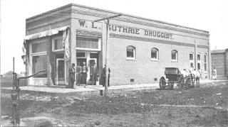 Guthrie drug store