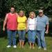 John and Kim with Kim's parents.
