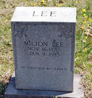 Lee  Milton