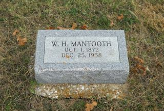 Mantooth,WH