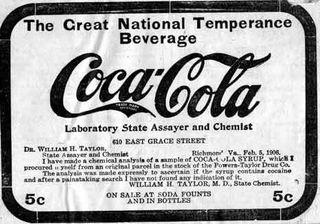 Coca-cola-temperance-beverage