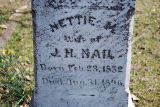 Nail,Nettie
