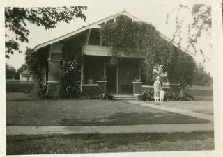 Elmer Craghead bungalow early 20s