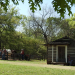 Cabin and corral