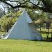 Little tent camp