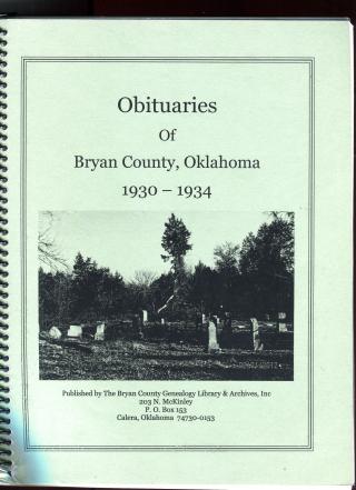 Obit book