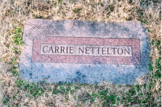 Nettelton  Carrie