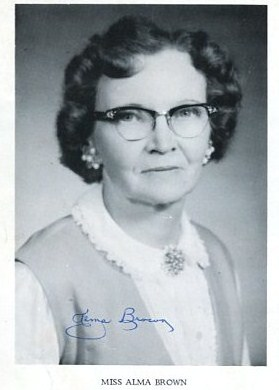 Alma Brown