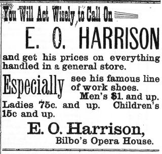 Harrison ad