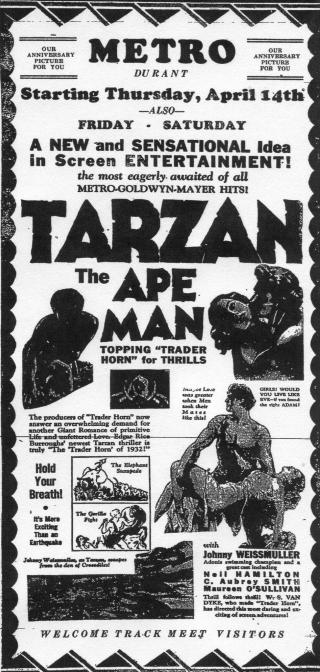 Tarzan1932