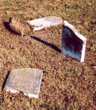 Damaged stone3