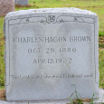 Brown CharlesHagon