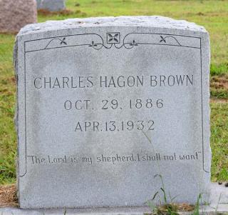 Brown CharlesHagon