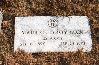 Beck  Maurice
