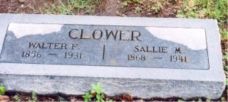 Clower Sallie