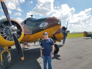 Gary airplane