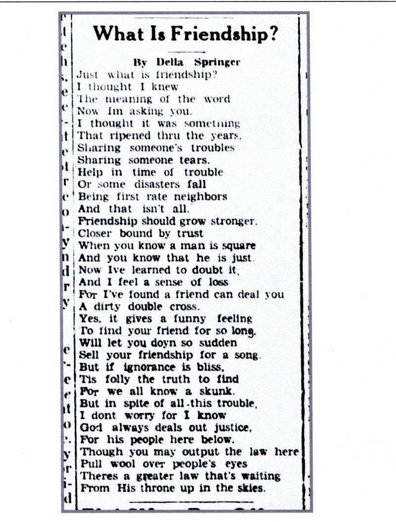 Friendship poem43