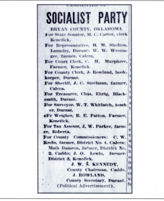 Socialists1914
