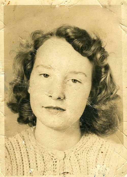 Colleen Springer, 1949