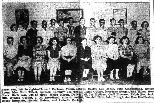 Class of '49.