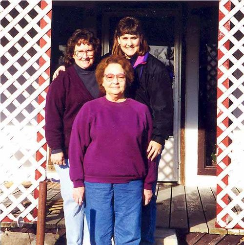 Mary Maurer, Karen Beckwith, Colleen