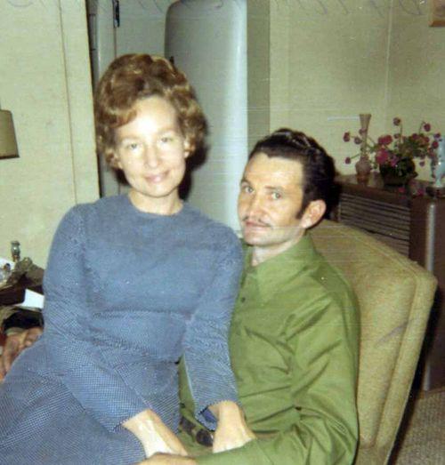Colleen and Bob