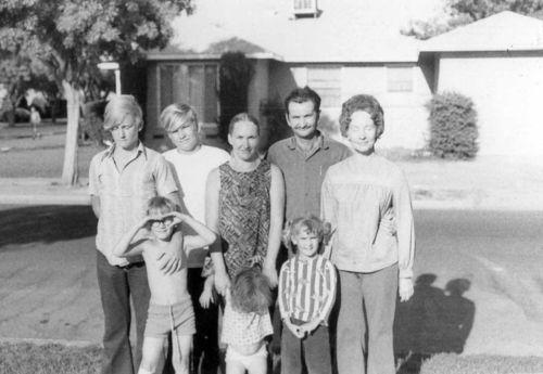 Dan, Jim, Mary Maurer, Bob, Colleen, John, Katrina, Karen