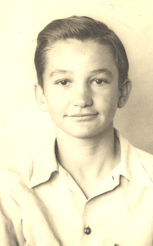 Bob Simmons, 1945