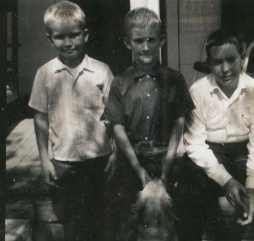 James, Dan, David