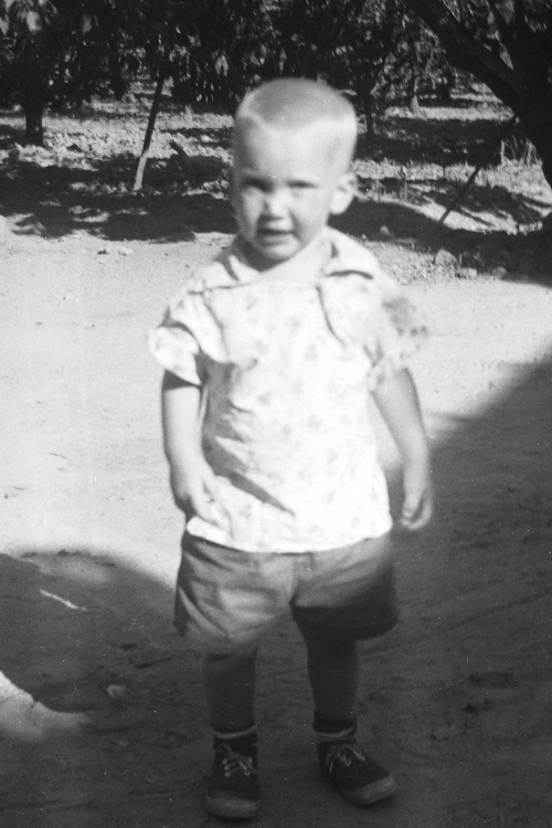 Dan, CA, 1959.