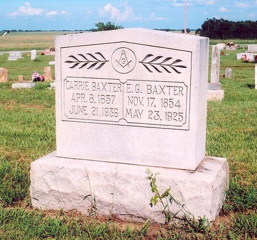 Carrrie Baxter