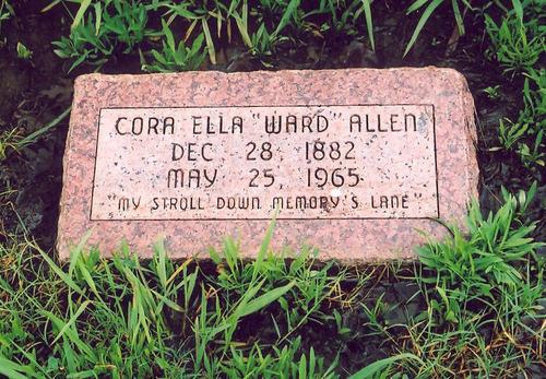 Cora Ward Allen